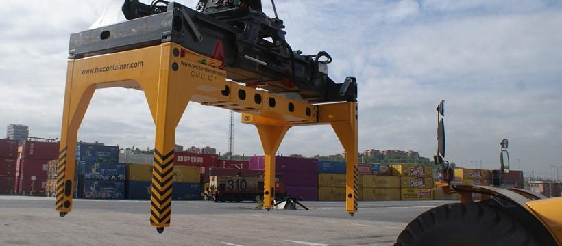 overheight frame cargo handling